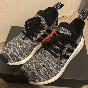 Adidas NMD_R2 Primeknit Shoes